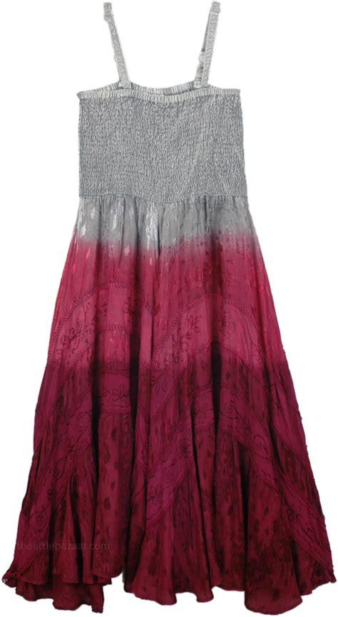 Dress Vin sleeveless vin boho dress dresses bohemian