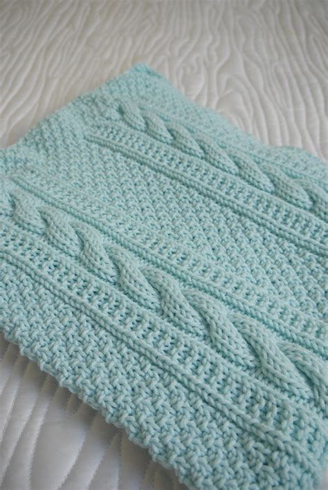 knitted baby comforter pattern the 25 best cable knit blankets ideas on pinterest