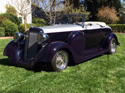 cars for sale chrysler 1934 chrysler convertible for sale classiccars cc