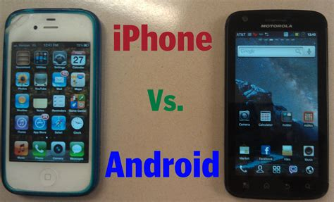 iphones vs androids rage student review iphone vs android for