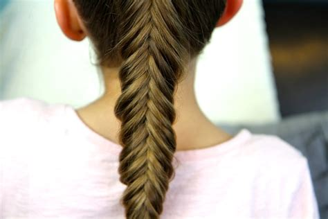 herringbone accent braids children s hairstyles creative and cute braid styles for kids hairstyle for women