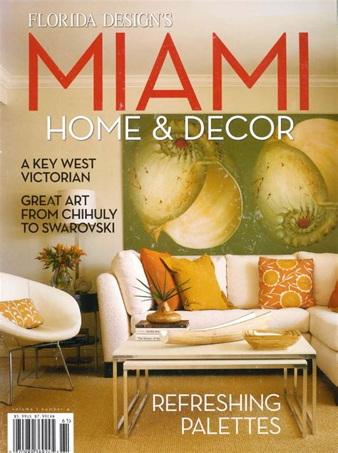 florida design s miami home and decor magazine press lisa kanning design