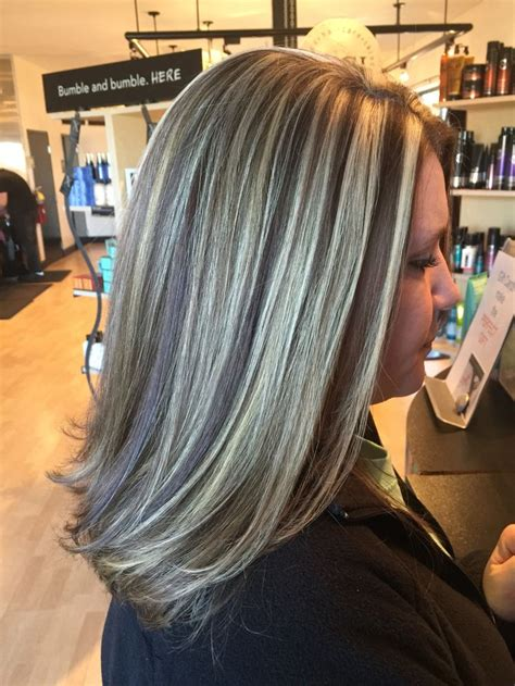 chromasilk over brown hair 17 best ideas about chunky highlights on pinterest hair