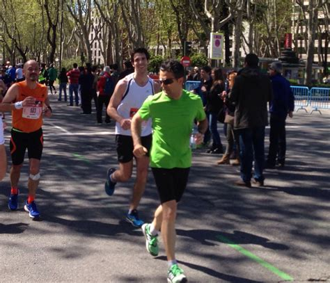 Mba Madrid by Running Marathons In Madrid Iese Mba