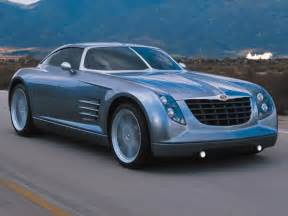 Images Of Chrysler Cars Chrysler Crossfire Concept 2001 Concept Cars