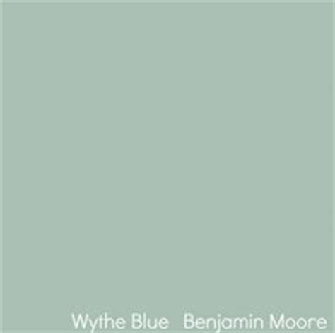 Remodelaholic Color Spotlight Wythe benjamin moore paint coastal colors palette gray blues