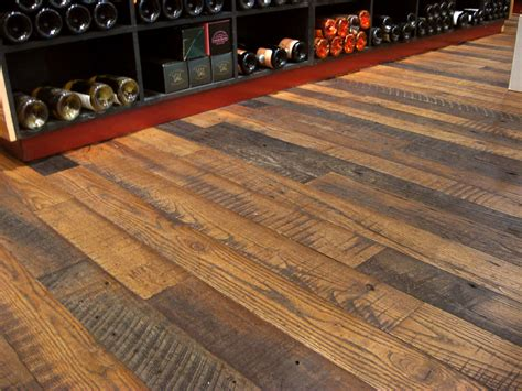 Recycled Flooring by Chestnut Settlers Plank Pioneer Millworks Reclaimed Wood