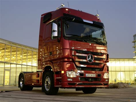 Car Wallpaper Mp3 by Mercedes Actros 1855 Mp3 2008 11 Images 2048x1536