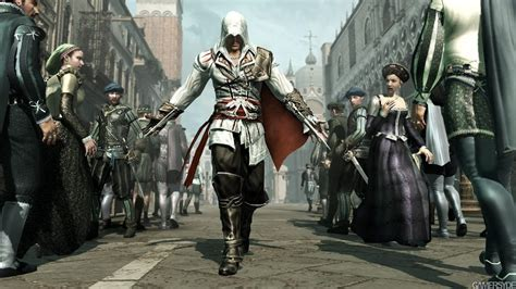 Assasin Creed Ii the gateway guide to assassin s creed where should i start usgamer