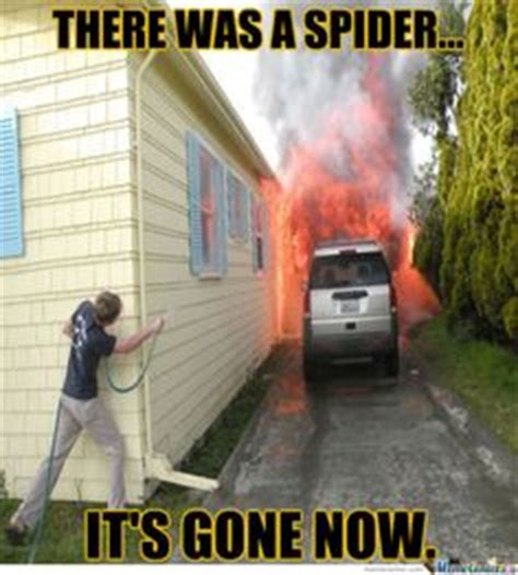 Spider Fire Alarm Meme - 1000 images about spiders on pinterest spider humor
