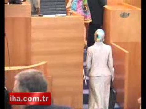 youtube turbanl am got t 252 rbanlı milletvekili mahinur 214 zdemir bel 231 ika parlamentosu