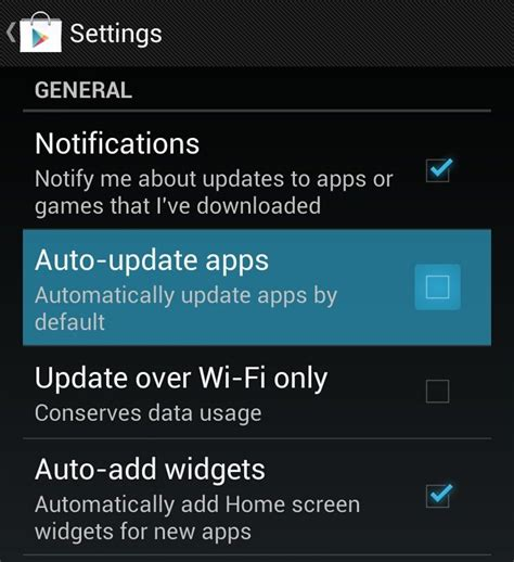 update for android how to stop android apps automatically updating pc advisor