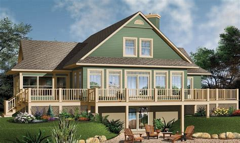 home design for waterfront southern style lake house plans waterfront house floor