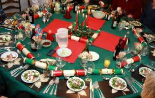Christmas Dinner Table christmas in your new knb kitchen knb ltd