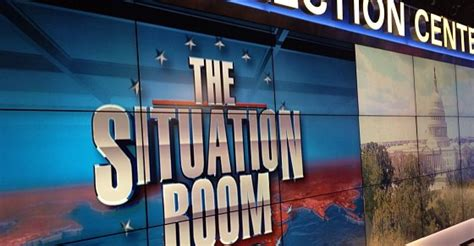 cnn room cnn to debut new situation room this afternoon newscaststudio