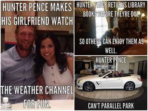 Hunter Pence Memes - 3 reasons why hunter pence is the stud of the world series