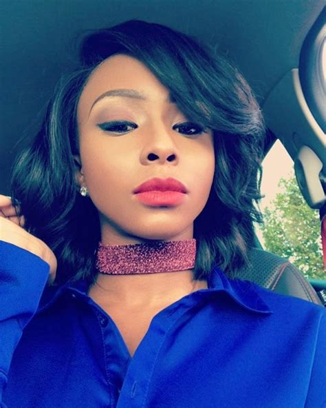 boity thulo hairstyles boity switches up to a short black bob