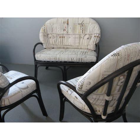 Table Chaise Exterieur 1727 by Salon En Rotin Wengue Petit Mod 232 Le Comprenant 1 Canap 233 2