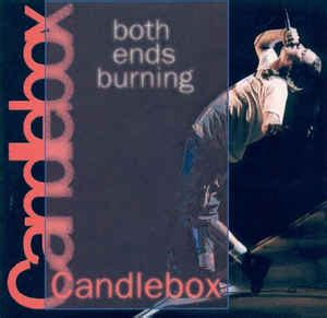 candel box candlebox both ends burning cd at discogs