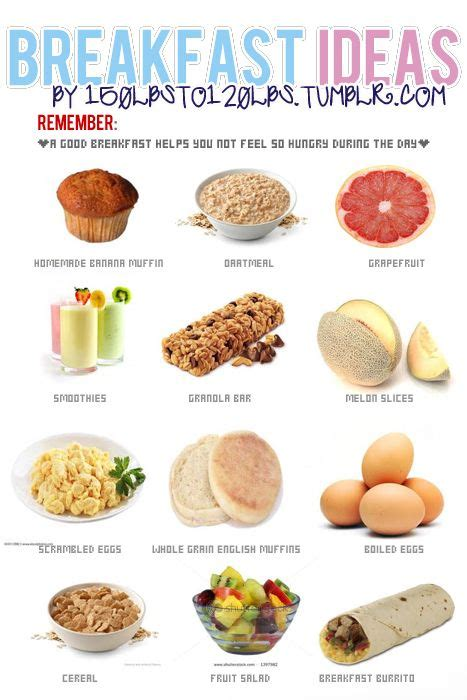 Breakfast On A Detox Diet by Healthy Breakfast Reminders Fitness