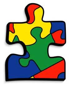 Autism Outline by Autism Puzzle Clip Clipart Best