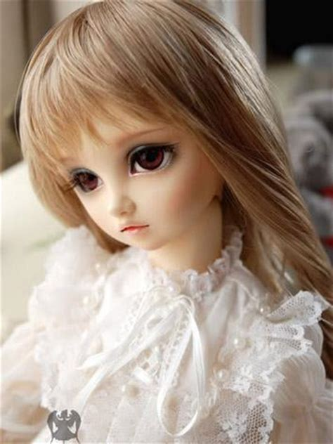 16cm jointed doll wig 6in flaxen h80 of yo sd bjd jointed doll wig