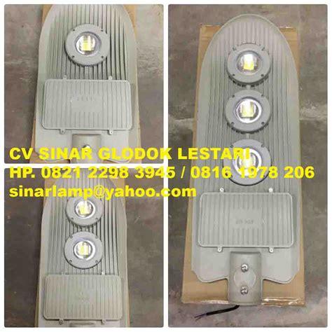 Led Lu Jalan Daun 100 Watt by Lu Pju Led 50 Watt 100 Watt Dan 150 Watt