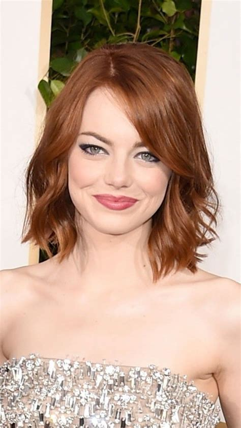 emma stone hairstyle 2015 celebrity hairstyles 2015 1000 ideas about emma stone hair on pinterest emma