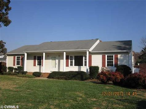 Homes For Sale In Chester Va by Chester Virginia Reo Homes Foreclosures In Chester