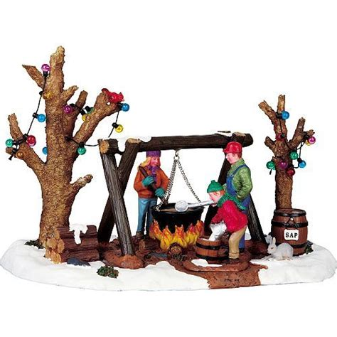 christmas village accessories lemax village collection