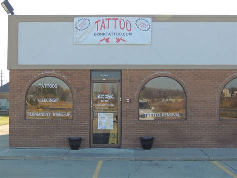 tattoo shops open b z ink township s shop open for business