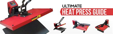 best heat 6 best heat press machine reviews and buying guide 2018