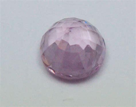 light pink lavender spinel gemstone 1 52ct 7 43mm