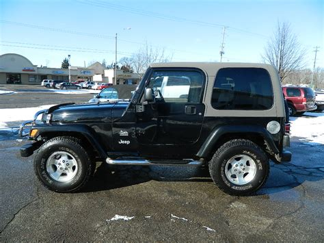 jeep 2003 wrangler 2003 jeep wrangler pictures cargurus