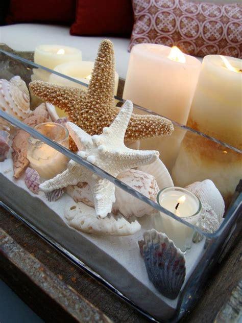 festive seashell decorations hgtv