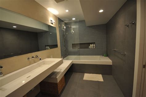 Kitchen Interior Designs For Small Spaces shower and tub combo bathroom contemporary with modern new