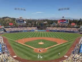 Dodge Stadium Dodger Stadium Los Angeles Dodgers Ballpark Ballparks