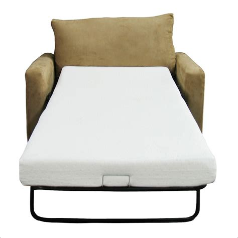 Sleeper Sofas With Memory Foam Mattresses Tourdecarroll Sleeper Sofa