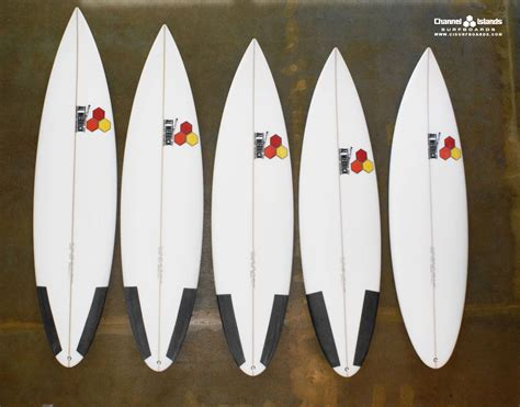 Billabong Surfboard dane quiver for the billabong pro tahiti 2010