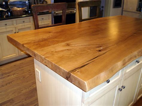 maple kitchen island live edge countertops live edge wood countertops