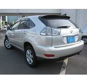 2007 Toyota Harrier Pictures
