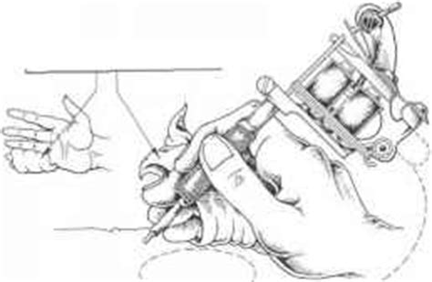 tattoo needle depth outlining information outlining successful tattooing
