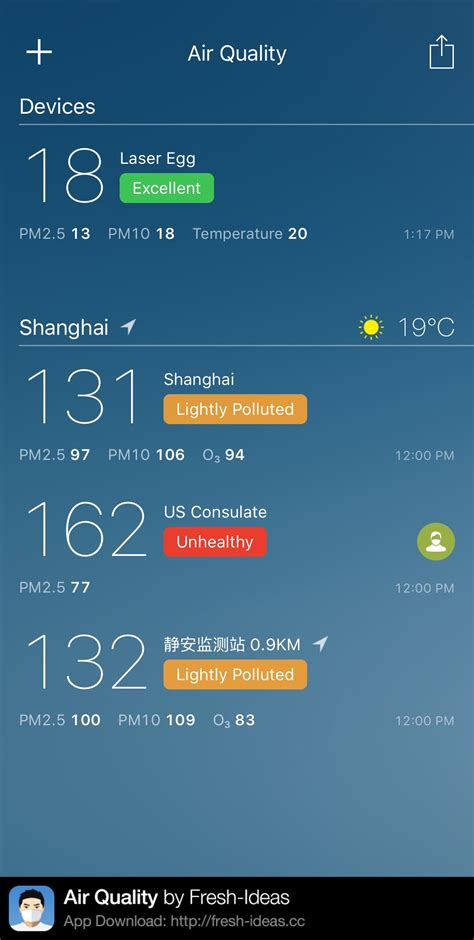 best quality app china apps for air quality
