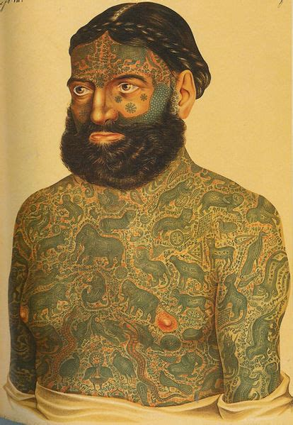 constantine tattoo the albanian with the burmese colonizing animals