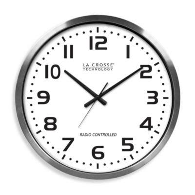 atomic bathroom clock buy atomic clocks from bed bath beyond
