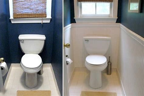 easy bathroom makeovers 6 easy low cost bathroom makeovers wood floors just faux