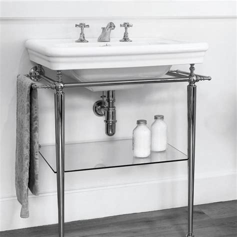 Devon and Devon Etoile Basin with Console and Shelf
