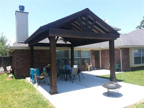 Diy Wood Patio Cover Plans   Home Design Ideas