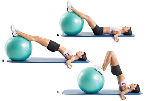 carve   abs    killer swiss ball exercises lean   fitness