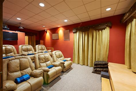 media room curtain ideas 37 mind blowing home theater design ideas pictures